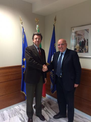 Il Presidente Oliverio ha incontrato i vertici del FAI